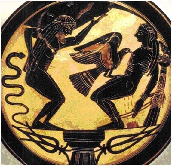 La Fe Cristiana, fue un plagio de la Mitologia Griega?