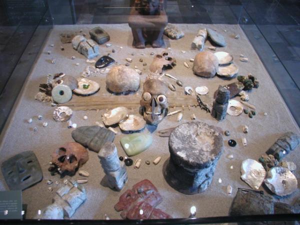 Resultado de imagen para museo del templo mayor sacrificio humano